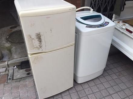大田区での家電回収事例