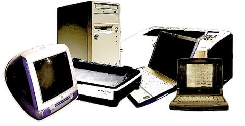 パソコン、プリンター、周辺機器の廃棄処分料金