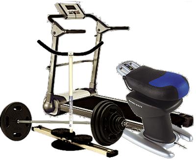 トレーニング機器、健康器具の廃棄処分