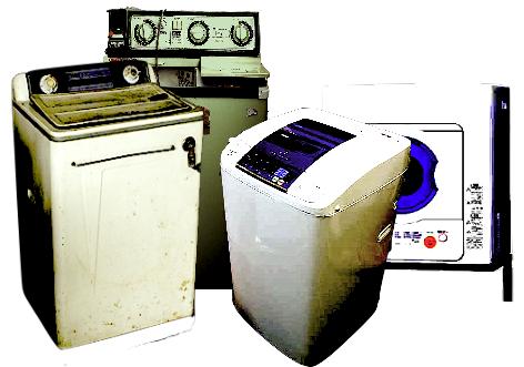洗濯機の処分料金