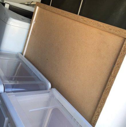 プラケースと本棚の回収事例