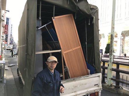 大田区西蒲田でのオフィス不用品回収事例