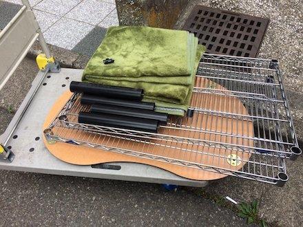 大田区での不用品回収事例
